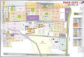 Gurgaon India Map by Imt Manesar Phase 1 5 U0026 Pace City Sector 37 Gurgaon Maps