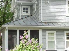 Grey House Paint by Exterior Paint Scheme For House With Red Roof Options Shown For