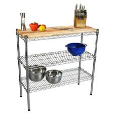 Kitchen Metal Shelves by 24