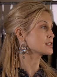 gossip girl earrings der woodsen s earrings from gossip girl to