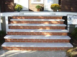 Brick Stairs Design Projects