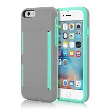 amazon com iphone 6s case incipio stowaway kickstand credit