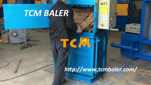 how does a commercial cardboard compactor work youtube