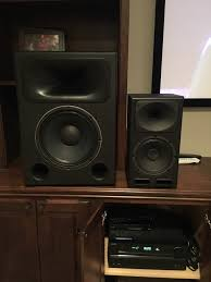 home theater front speakers htm 12 volt 10 u0026 um 18 build avs forum home theater