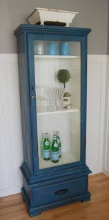 curio cabinet fearsome painting curio cabinet ideas images