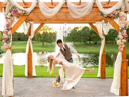 outdoor wedding venues mn thumper pond ottertail mn golf course weddings in minnesota