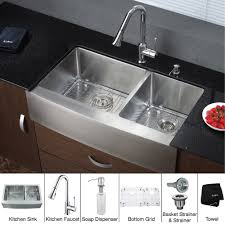 graff kitchen faucets decorating black granite countertop with stainless steel