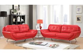 used red leather sofa best 10 of red leather sofas