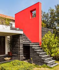 Farmhouse Home Designs by Spacious Farm House Design By Kumar Moorthy U0026 Associates