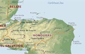 map of roatan honduras mahogany bay honduras map search travel