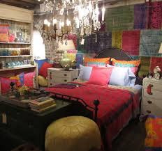 Transitional Style Bedrooms by Bedroom 67 Spectacular Bohemian Bedroom Ideas Watercolor Bed
