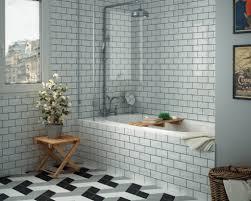 1930s bathroom tiles baldosa hidraulica patchwork patterns 100 white cement for