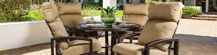 Tropitone Patio Chairs by Tropitone Tropitone Furniture Lakeside Collection