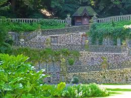 Secret Garden Wall by Norwich Plantation Garden