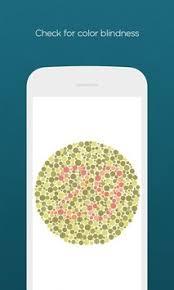 Tests For Color Blindness Color Blind Test Apk Download Free Health U0026 Fitness App For