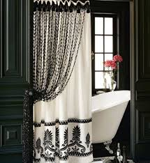 Black And White Modern Curtains Fashionable Modern Curtain And Drape Best Curtains Design 2016
