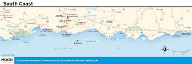 Map Of The South Maps Of Puerto Rico Free Printable Travel Maps From Moon Guides