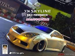 custom nissan skyline drift team tetsujin nissan skyline v36 u2013 infiniti g37 rc drift body