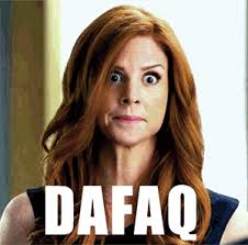 Suits Meme - donna paulsen suits gif find share on giphy