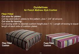 Outdoor Patio Furniture Cushions Easy Diy Outdoor Cushion Covers Diy