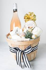 best wine gift baskets best 20 easter basket ideas easter gifts for kids