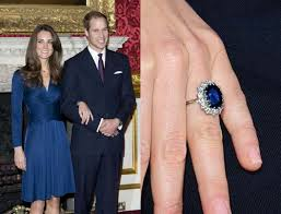 kate engagement ring prince william of wales and kate middleton replica engagement ring