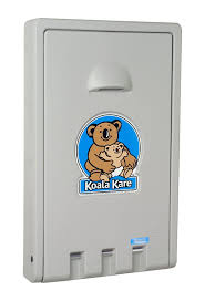 Koala Change Table Koala Kare Kb10100 Standard Vertical Baby Changing Station