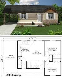 Small Guest House Floor Plans Mother In Law Cottage Floor Plan Coolest House On The Block