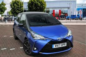 used toyota yaris for sale listers