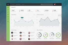 template dashboard free 15 free photoshop sketch admin dashboard ui templates