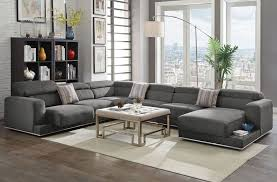 Living Room Sofas Modern Modern Living Room Sectional
