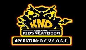 image codename kids door operation revenge logo png knd