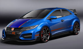civic type r 3d model