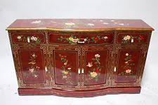 Chinese Credenza Red Sideboards And Buffets Ebay