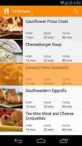 application cuisine android buy android recipes app food drink chupamobile com