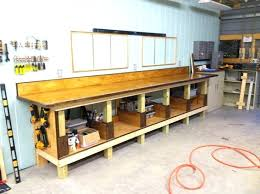 Ideas For Workbench With Drawers Design Awesome New Workbench Cabinet System 8 Of Pen Blank Storage