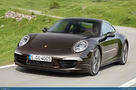 porsche 4s 2011 ausmotive com porsche 911 4 and 4s revealed