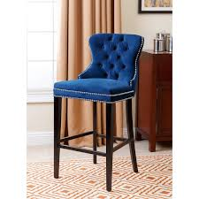 Home Design Lowes Bar Stools Costco Wedding Registry Eyebrow by Abbyson Living Abbysone Living Versailles Tufted Bar Stool Navy