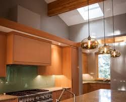 colored glass backsplash kitchen glass backsplash