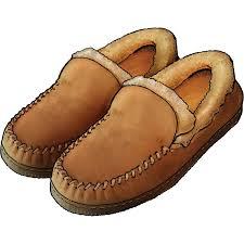 men u0027s shearling slippers duluth trading