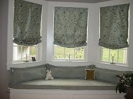 Valances For Bay Windows Inspiration Window Curtain Inspirational Curtain Ideas For Bow Windows