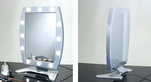 lighted travel makeup mirror 15x conair lighted travel makeup mirror best ideas on led mirror