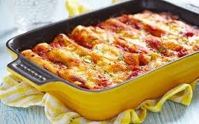 recettes de cuisine anciennes recette cannelloni économique et simple cuisine étudiant