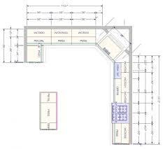 designing a kitchen floor plan kitchen decoration ideas