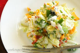 easy tossed salad recipe best easy recipes