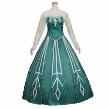 elsa halloween costume popular green elsa dress buy cheap green elsa dress