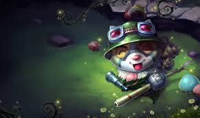 lol panth guide recon teemo league of legends lol champion skin on mobafire