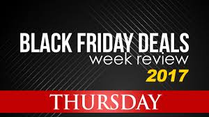 black friday deals week review thursday happy thanksgiving