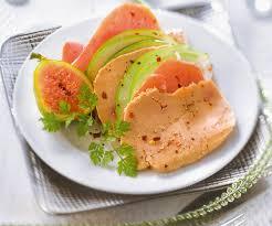 cuisiner un foie gras cru recette rapide carpaccio de foie gras au jambon cru et pommes verte