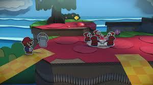 Paint The House Ruddy Road U2013 Paper Mario Color Splash Walkthrough U2013 Mario Party